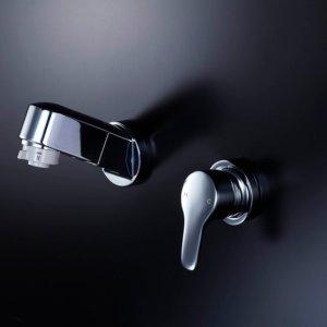 MLZ594MMシングルシャワー混合栓